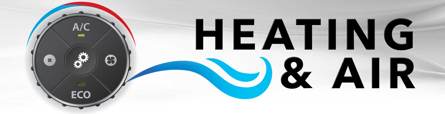 heating and air banner